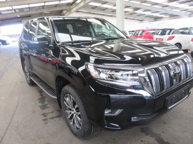 Toyota Land Cruiser Executive